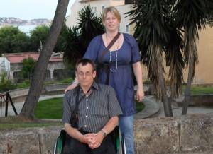Susanne und Wolfgang